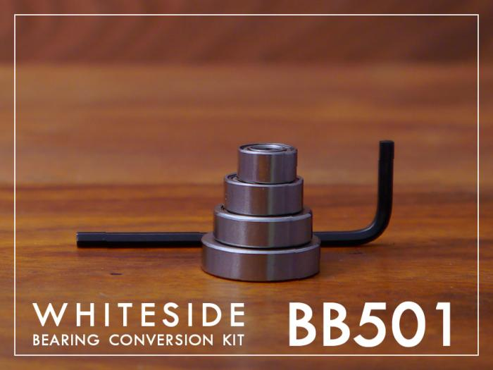 Whiteside Router Replacement Bearings