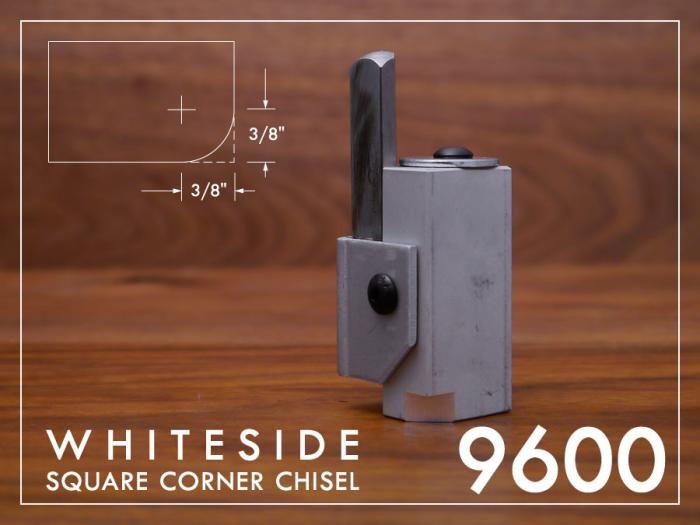 Corner Chisel by Whiteside