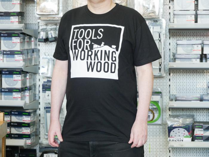 Tools For Working Wood T-Shirt