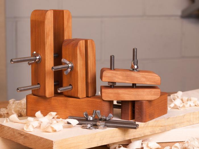 Walke Moore Drawer-Slip Clamps and Clamp Kits