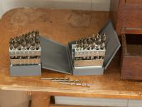 Brad Points Drill Bits for Hardwood - Made In USA