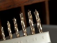 Metric Brad Point Drill Bits  - Made in USA