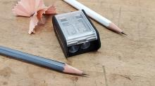 Blackwing Long Point Sharpener Mk2 - Black