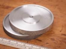 Crowned CBN Grinding Wheels