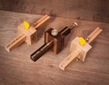 Combination Mortise Gauges