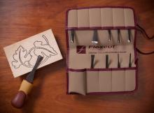 11 pc. Craft Carver Set - SK107