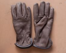 Merino Wool Lined Deerskin Work Gloves