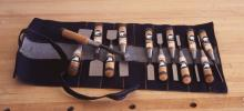 Kumagoro Oire-Nomi Bench Chisels with pre-set Hoops