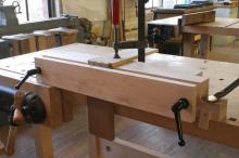 Moxon Vise  and Hardware Kits - MK2