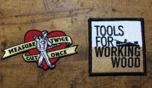 Tools For Working Wood Patches
