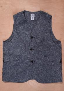 Post Overalls Royal Traveler Vest