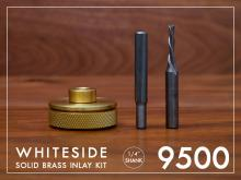 Inlay Kit for Routers by Whiteside