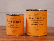 Tried & True Danish Oil