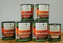 Vermont Natural Coatings All in One Stain & Finish