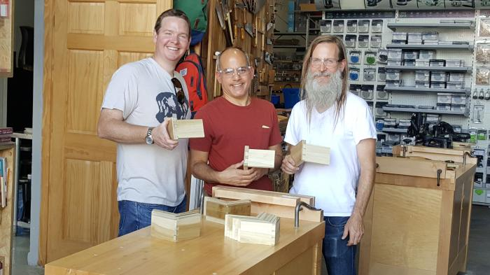 Hand Tools Skills - Mastering Dovetailing - Classes with Joel Moskowitz