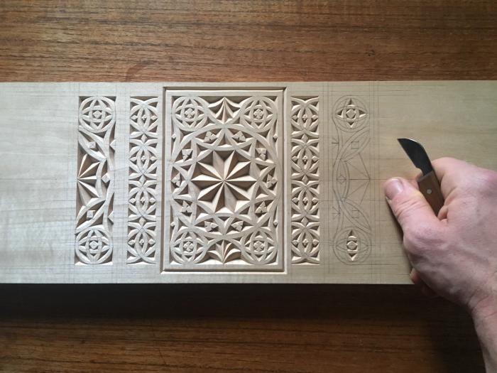 mini chip carving