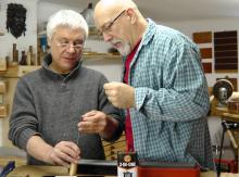 Gift Memberships for Chris Pye's Woodcarving TV School