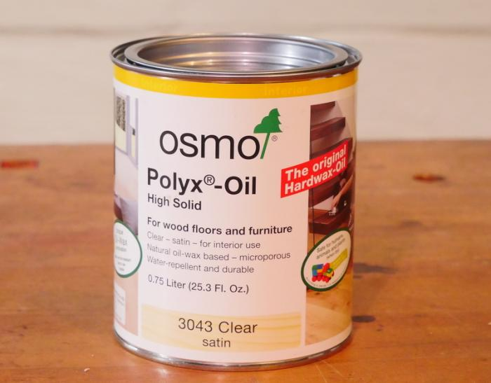 Osmo Polyx Hard Wax Oil 3043 Satin