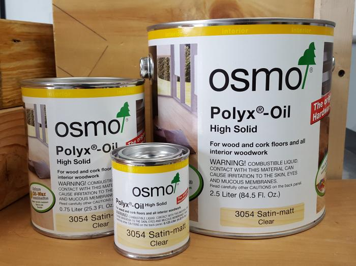 Osmo Polyx Hard Wax Oil - 3054