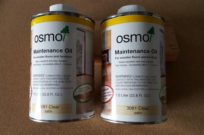 Osmo Maintenance Oil