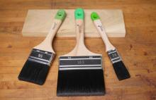 Osmo Natural Bristle Hand Brushes