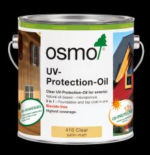 Osmo UV Protection Oil 410 - Clear Satin