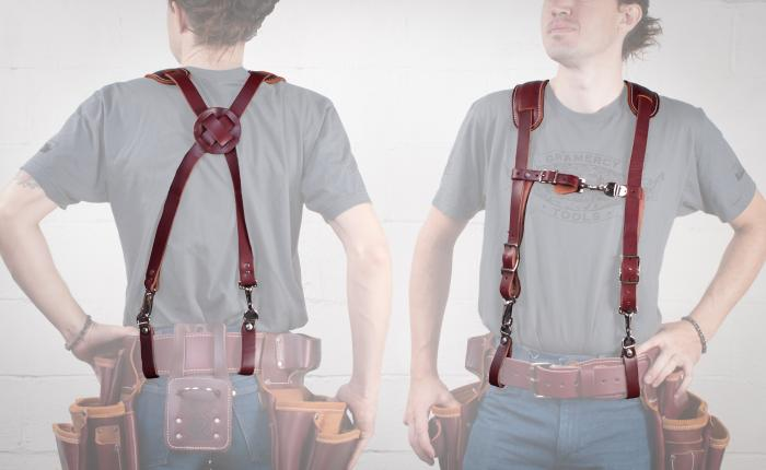 Occidental Leather Work Suspenders (#5009)