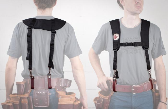Occidental Stronghold Light Suspenders (#1546)