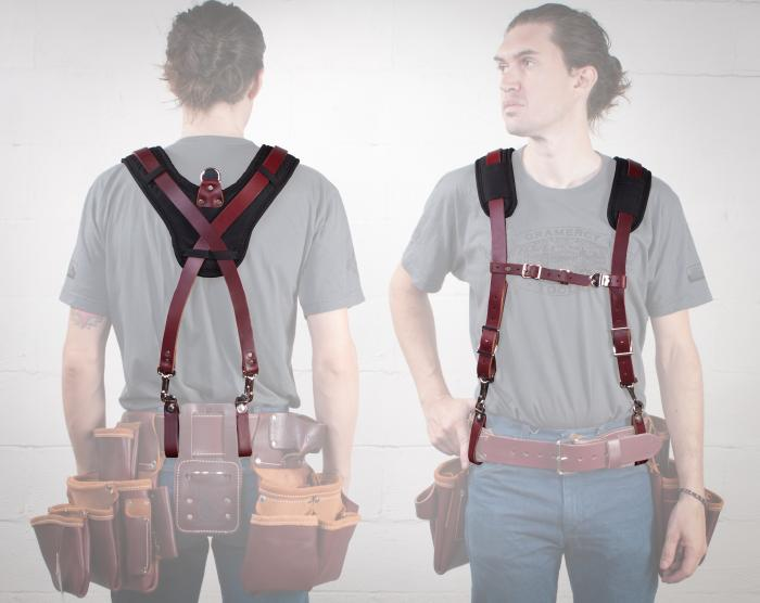 Occidental Suspension Systems - Stronghold Suspenders