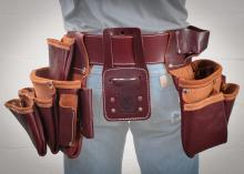 Occidental Seven Bag Framer Belt