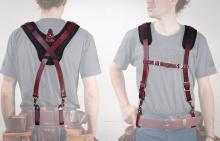 Occidental Stronghold Suspenders (#5055)
