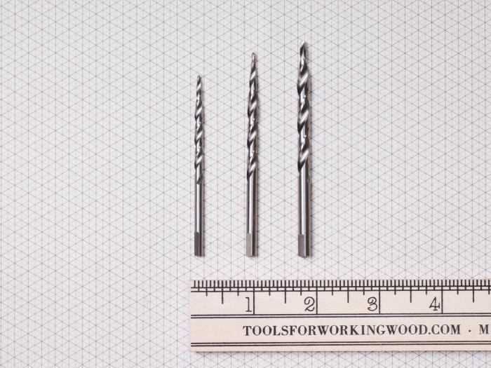 Replacement HSS Tapered Drills by Make it Snappy - Made in USA