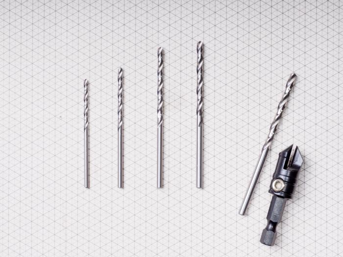 Replacement HSS Twist Drills by Make it Snappy - Made in USA