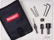 Deluxe Countersink Set in Belt Clip Pouch