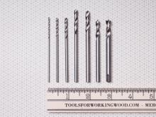 Replacement Drills for Self-Centering Hinge Bit by Make it Snappy - Made in USA