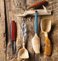 Books on Spoon Carving & Sloyd