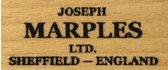 Joseph Marples Ltd. Measuring Tools