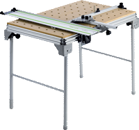 FESTOOL Guide Rails and Multifunction Tables