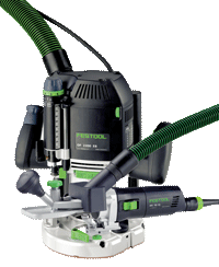 FESTOOL Routers and Planers